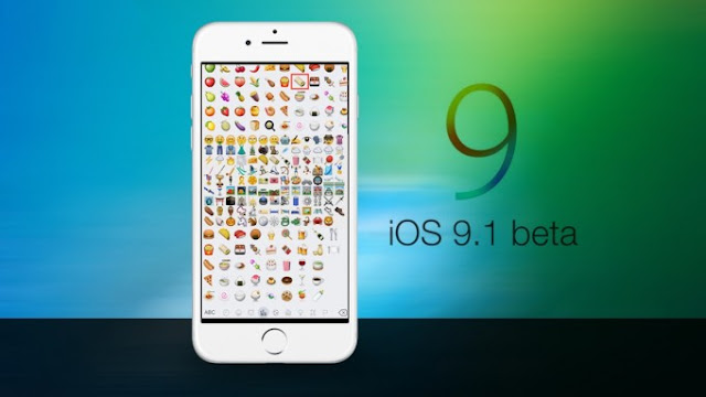 Apple released iOS 9.1 beta 4 for iPhone, iPad and iPod touch