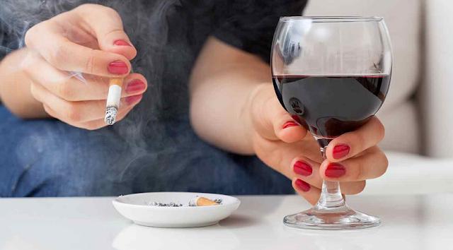 Beberapa Kebiasaan Buruk yang Bisa Memicu Penyakit Kanker