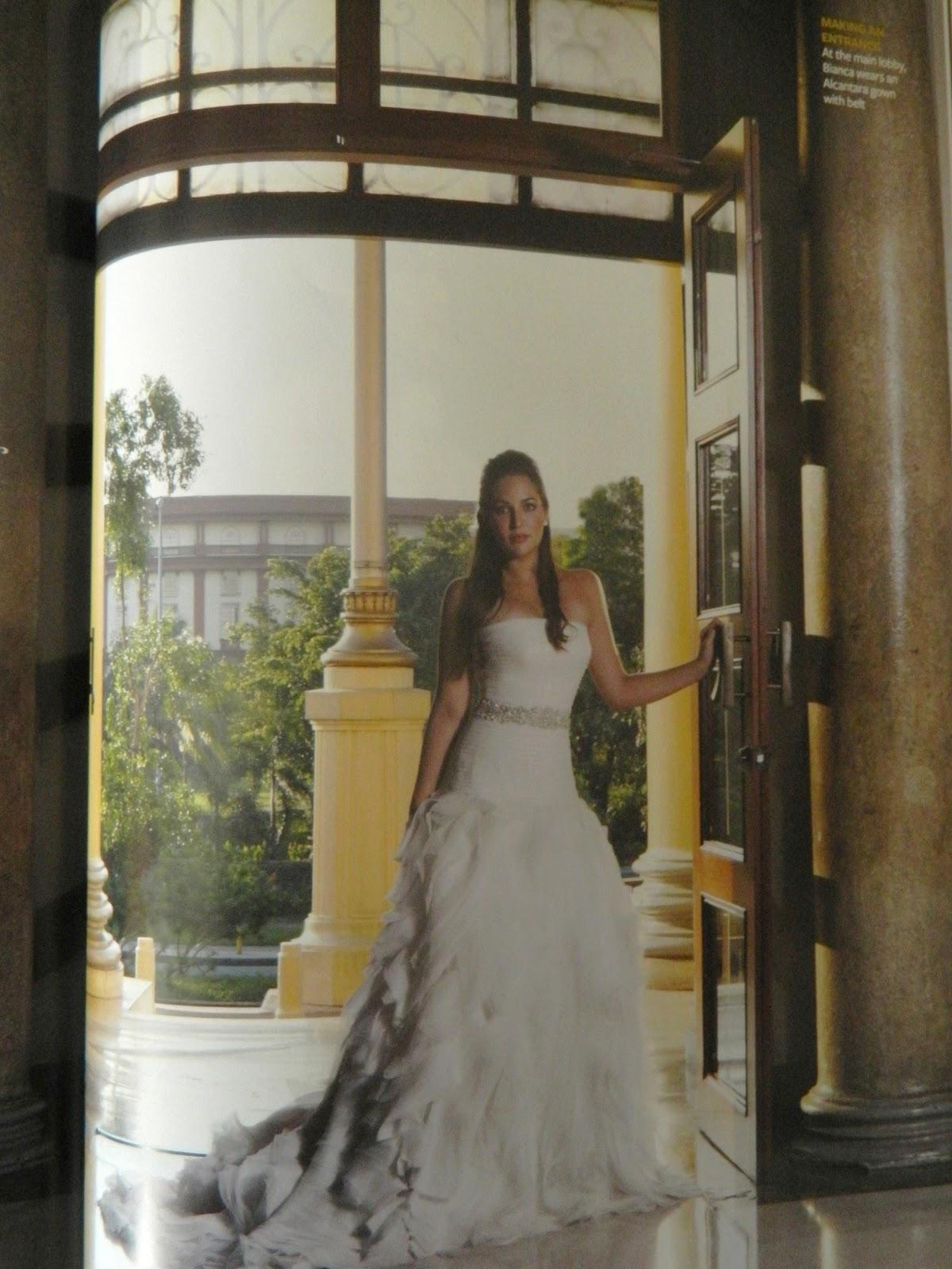 Philippine Tatler: Wedding Belles - Chic Delights