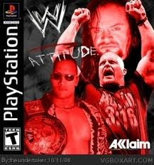 WWF Attitude - PS1 - ISOs Download