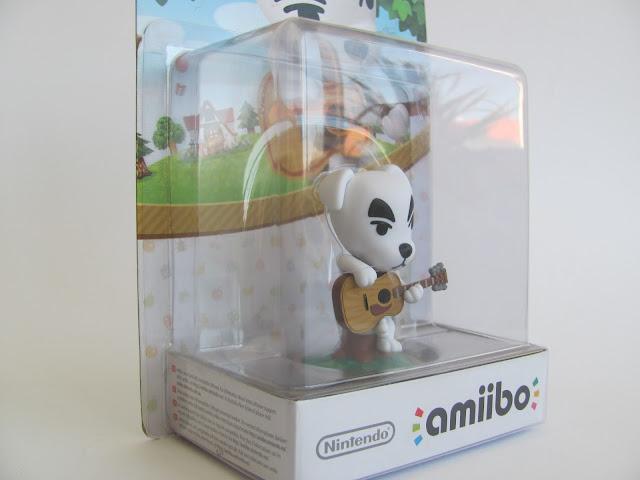 K.K Amiibo Box 2