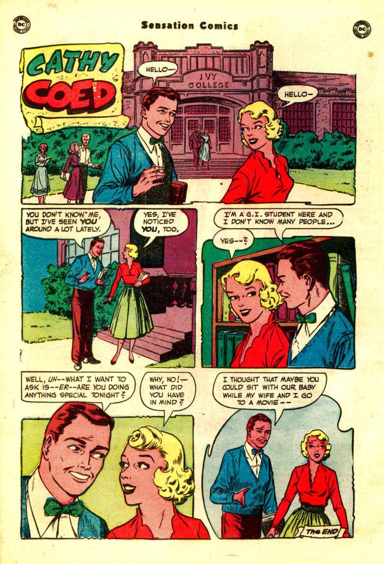 Read online Sensation (Mystery) Comics comic -  Issue #99 - 36