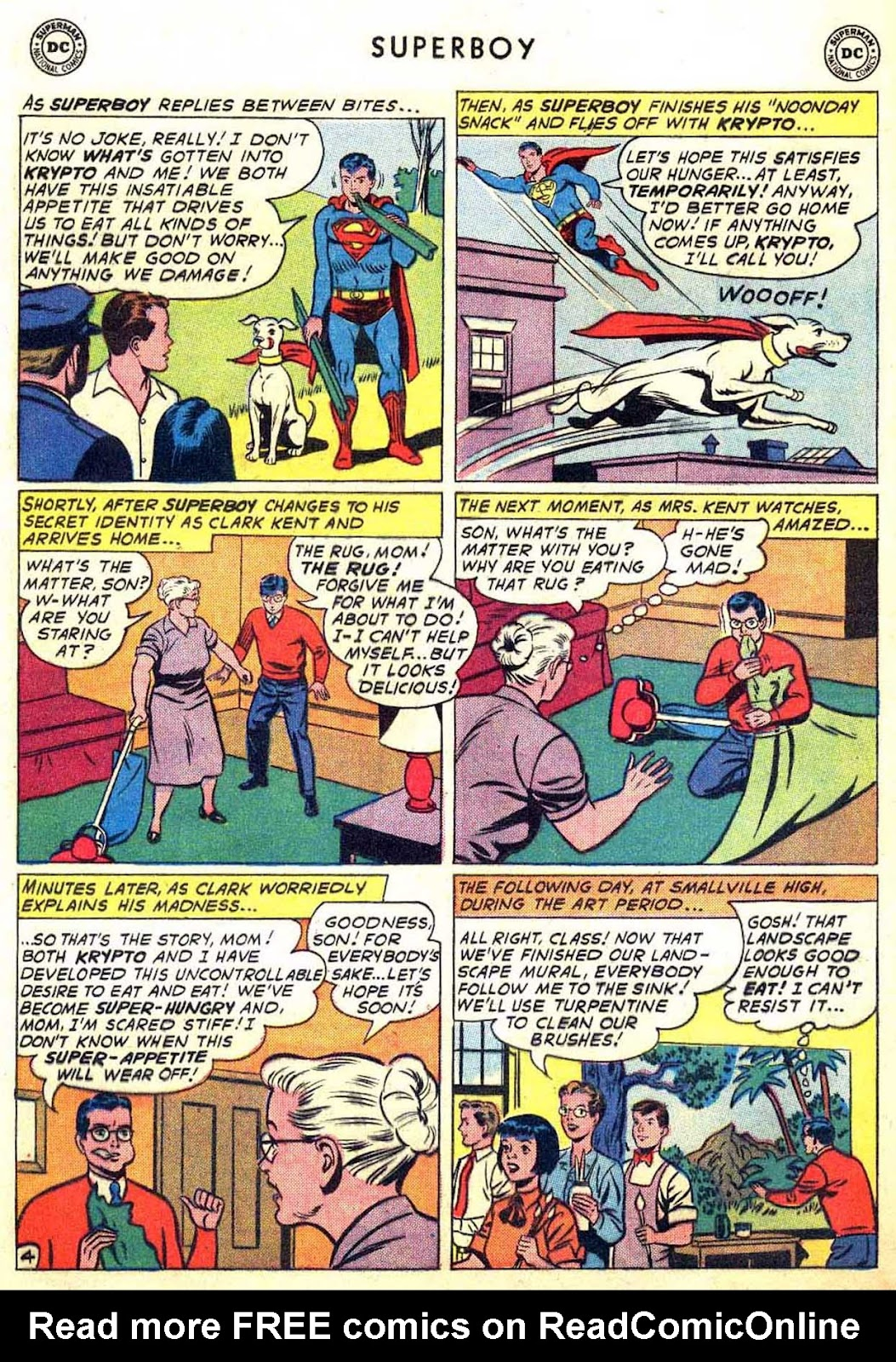 Superboy (1949) issue 91 - Page 23
