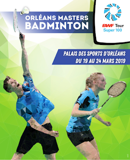 Jadwal Orleans Masters 2019