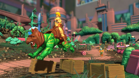 Free Download Game Toy Soldiers War Chest PC Full Version