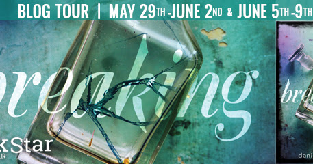 Blog Tour & Giveaway: Breaking by Danielle Rollins