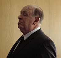 Anthony Hopkins as Alfred Hitchcock