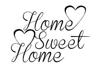 Decoupage Agnes76: Home sweet home... cz. 3 DRUKUJ transfery