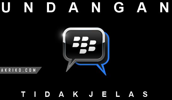 BlackBerry Messenger akan dihapus
