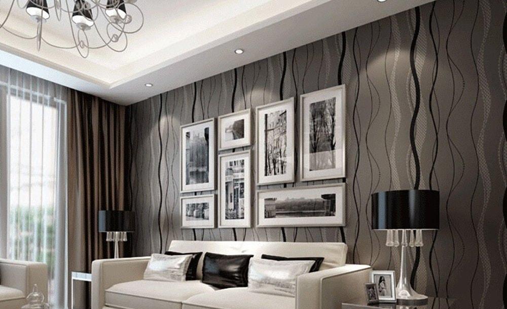 Wallpaper Ruang Tamu Sederhana