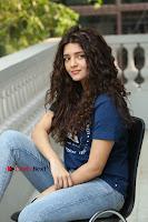 Actress Rithika Sing Latest Pos in Denim Jeans at Guru Movie Interview  0196.JPG