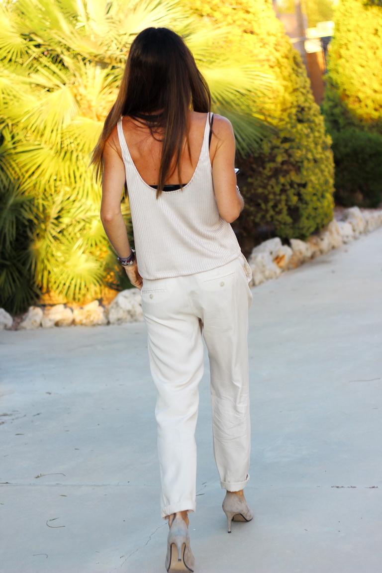 María Mainez, blogger, beig, total look beig, streetstyle , web, Guardamar del Segura