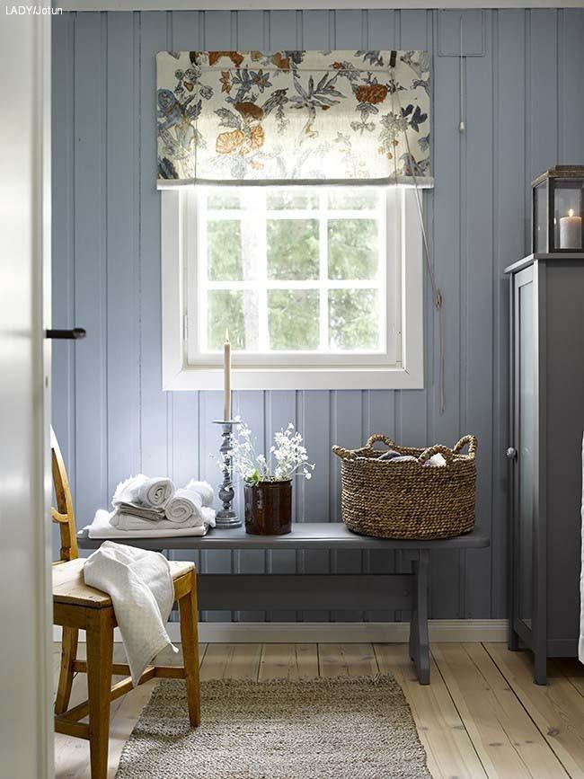 Decordemon A Swedish Cottage In Delightful Colors