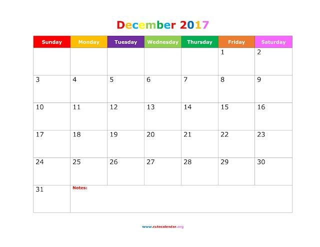 December 2017 Calendar, Free December 2017 Calendar, Calendar December 2017, December 2017 Calendar Printable, December 2017 Calendar Template, Printable December 2017 Calendar