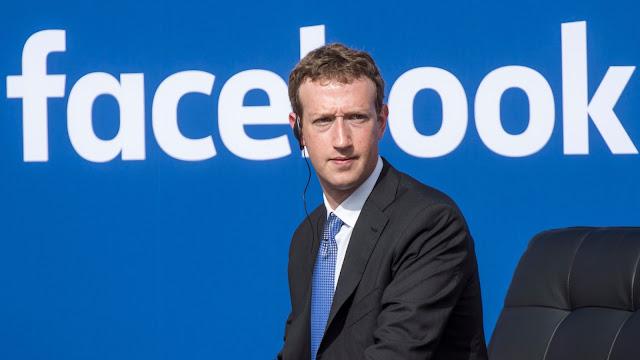 Bos Facebook, Mark Zuckerberg