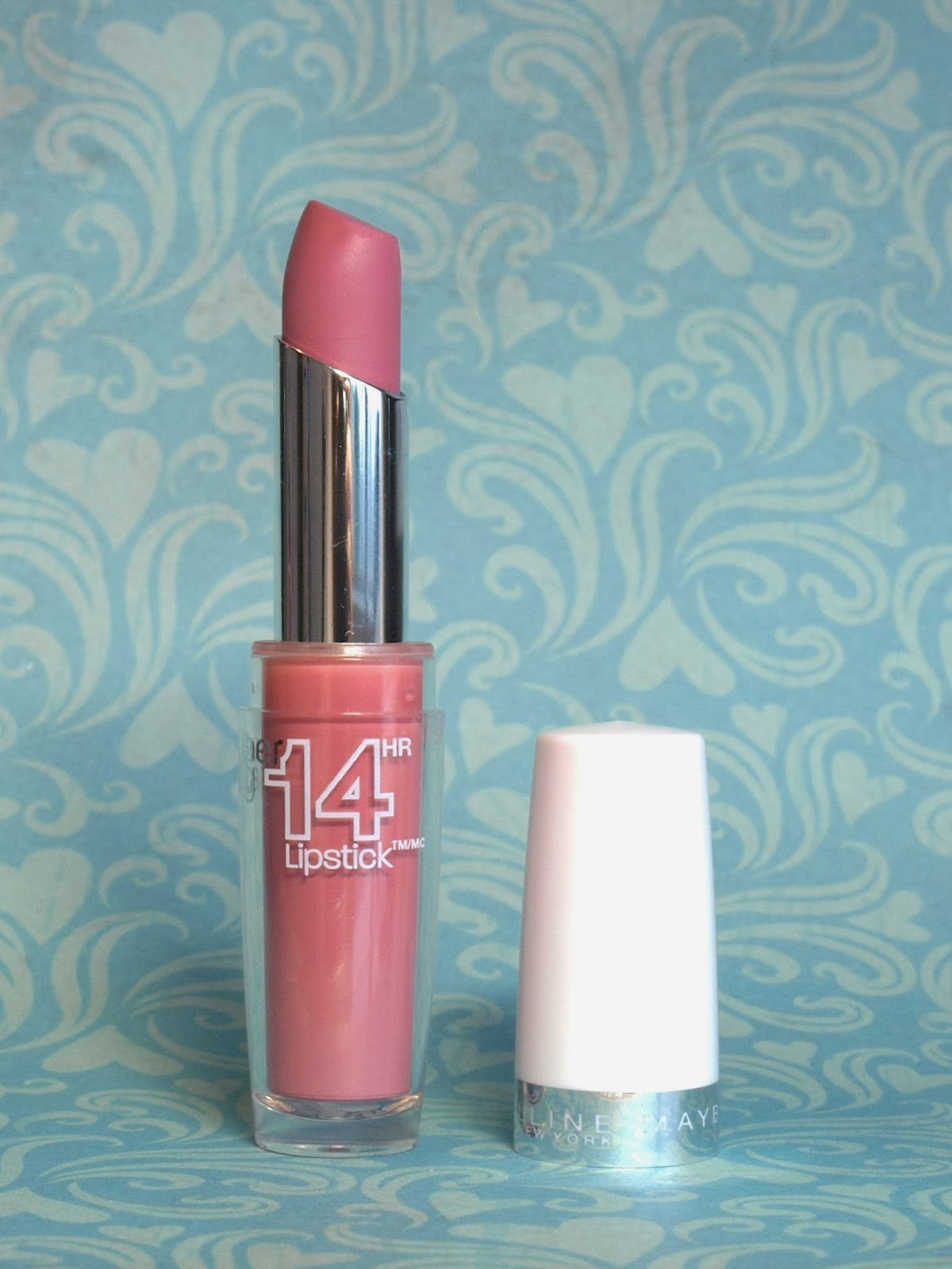 """Maybelline Color Show Nail Art Masterclass: Maybelline Color Elixir Lip Color In """"Blush Essence"""