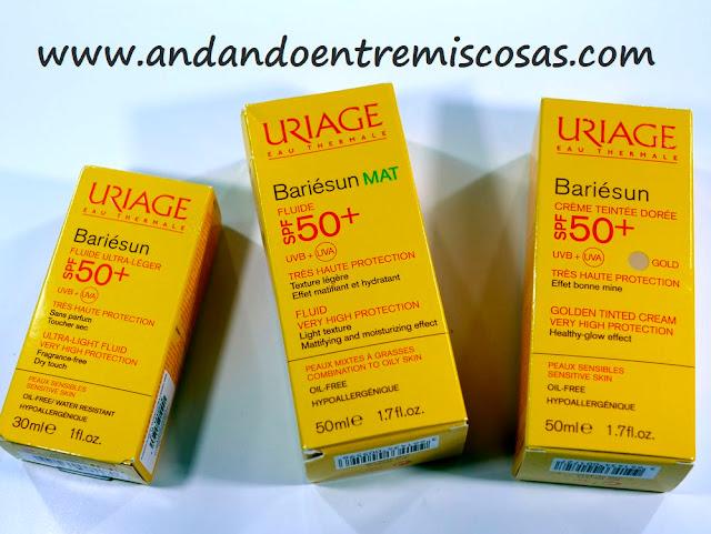 Productos Solares De Uriage