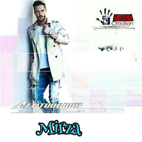 Mirza Wallpaper Logo