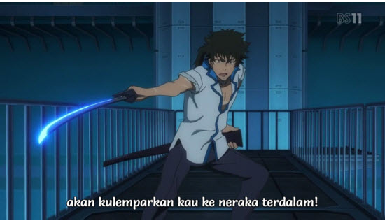 Download Anime Kuromukuro Episode 11 [Subtitle Indonesia]
