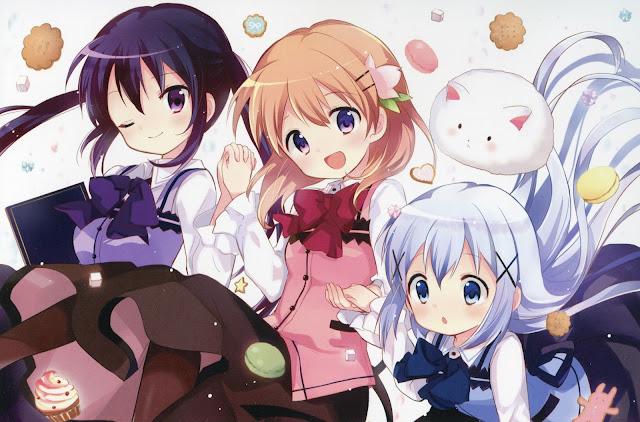 Rekomendasi Anime Loli. Lolicon Wajib Nonton (PART 1)