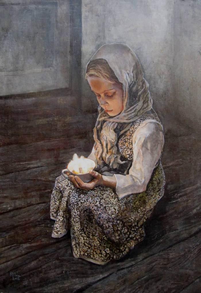 Вечные темы. Полина Кузнецова