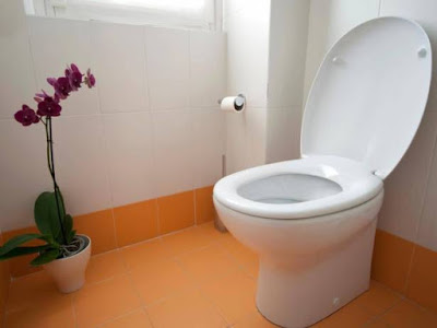 تفسير حلم دورة المياه للعزباء أو تنظيف الحمام من البراز أو تنظيف ارضية الحمام في المنام
