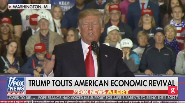 Trump dares Democrats: If you don't fund The Wall, then we'll close the country