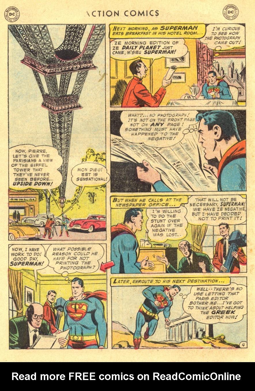 Action Comics (1938) 211 Page 5