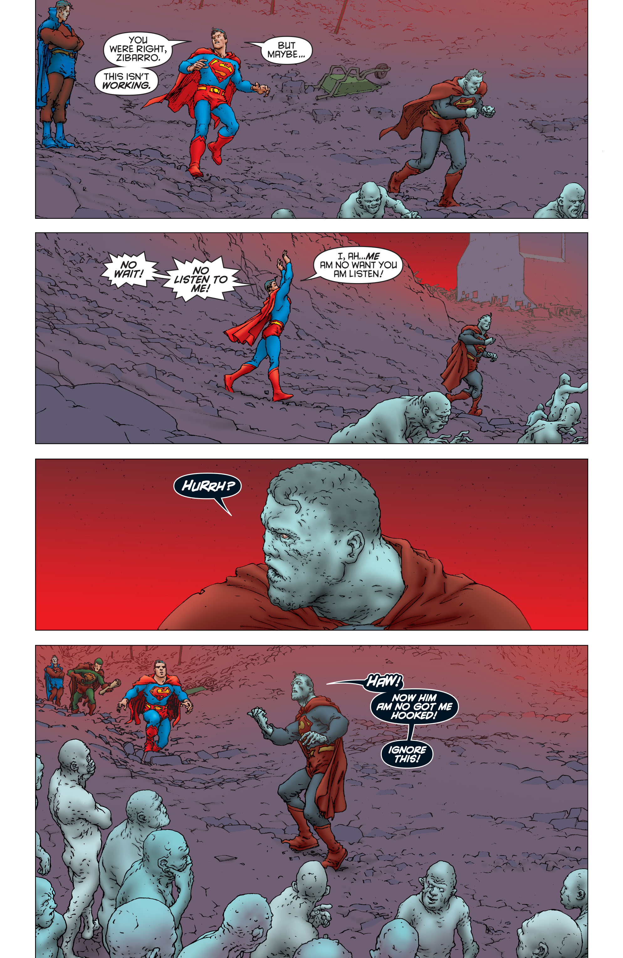 Read online All Star Superman comic -  Issue #8 - 10