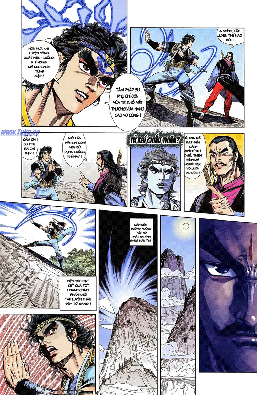 Tần Vương Doanh Chính chapter 14 trang 28