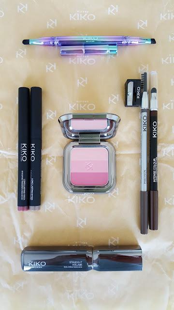 KIKO Makeup Haul
