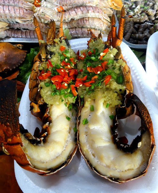 lobster xiamen