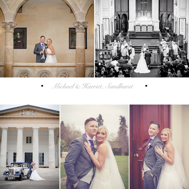 Sandhurst Wedding