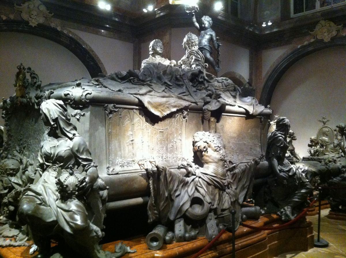 Cripta Imperial De Viena De Los Habsburgo Mi Baul De Blogs