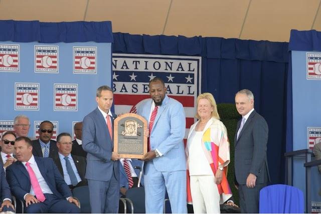 Vladimir: Oficialmente inmortal del béisbol dominicano