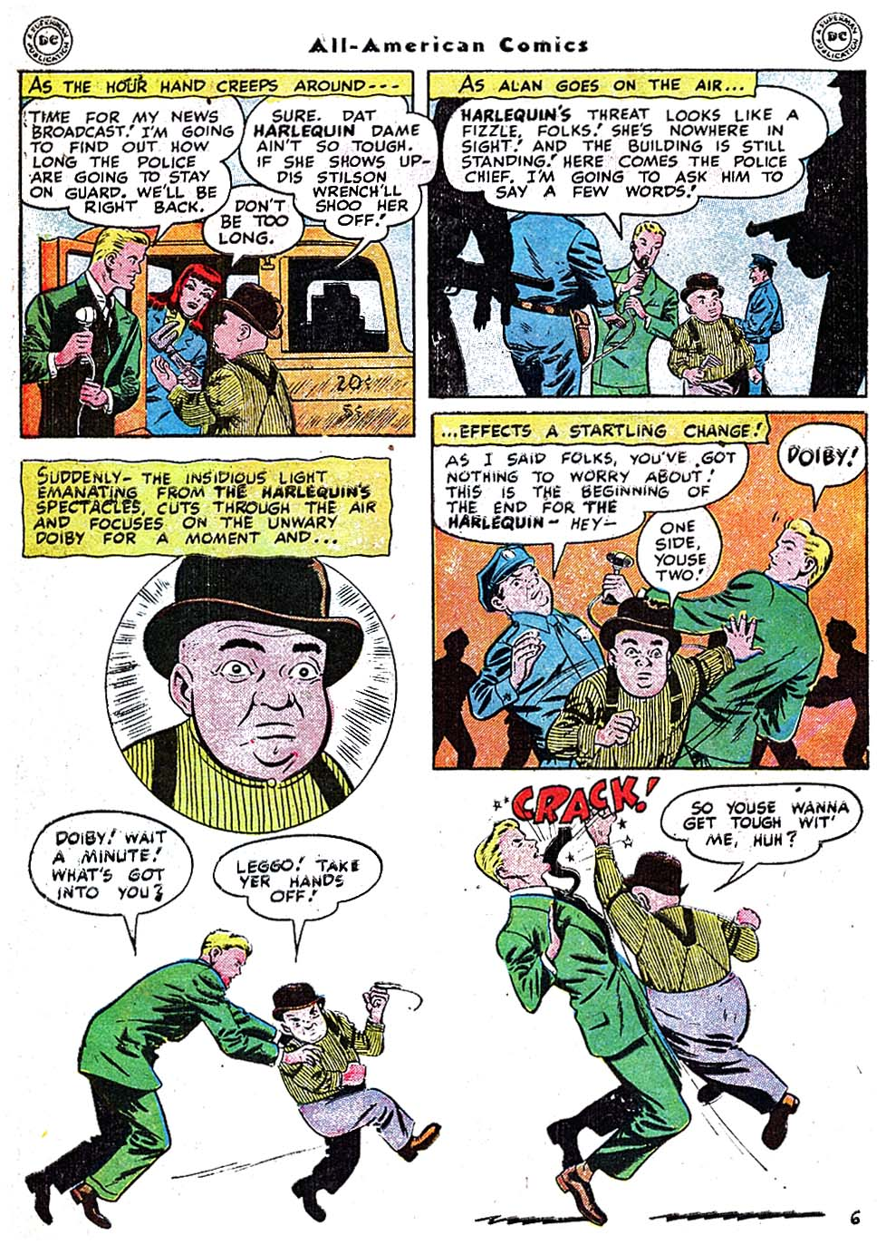 Read online All-American Comics (1939) comic -  Issue #91 - 8
