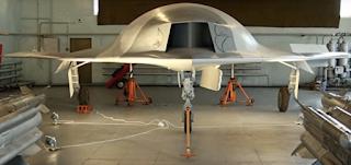 Drone UCAV MiG