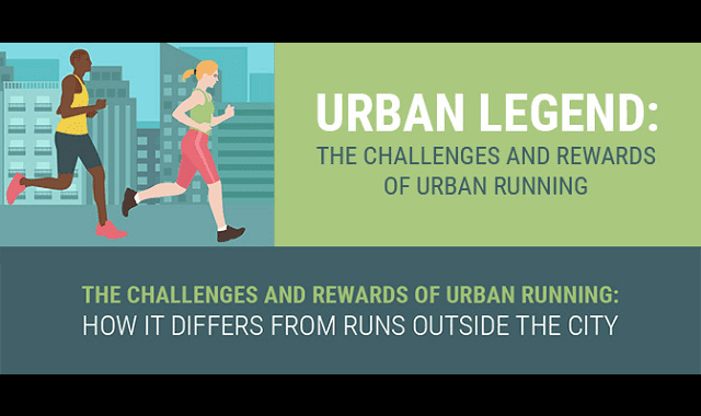 Urban Legend: The Challenges and Rewards of Urban Running