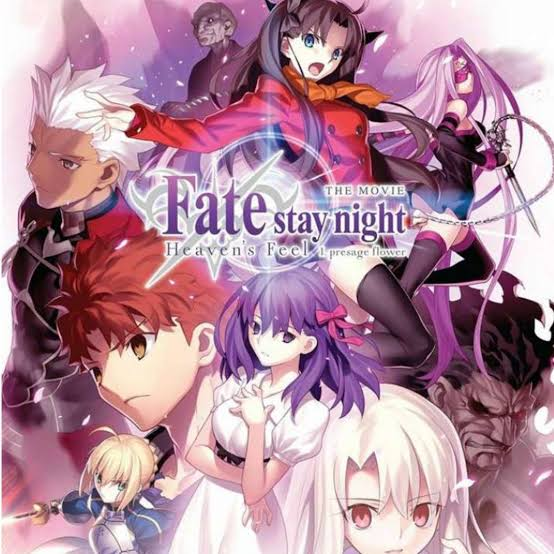 Fate/stay night Movie: Heaven's Feel – I. Presage Flower Sub Indo Download