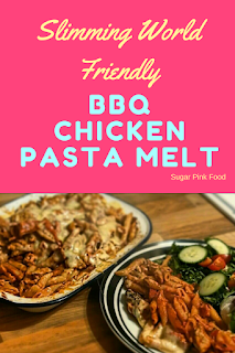 bbq chicken melt slimming  world recipe