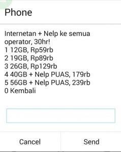 Daftar Paket Internet Xl Combo Extra Paket Data Internet Termurah
