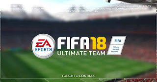 Download FTS MOD FIFA 18 APK + Data Obb