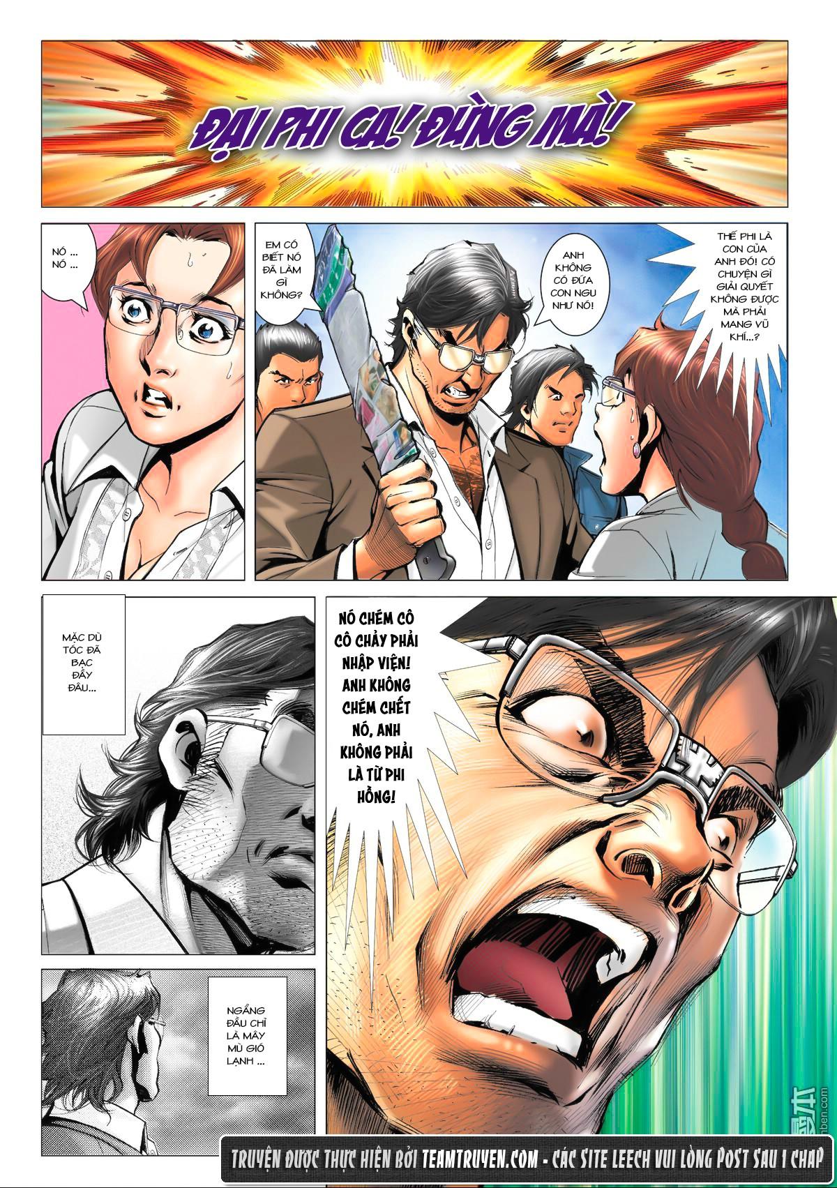 Người Trong Giang Hồ NetTruyen chap 1564 - Trang 27