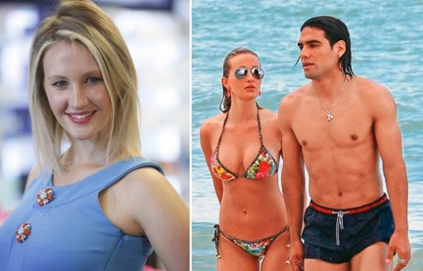 Lorelei Taron Hottest WAGS going to FIFA World Cup 2018