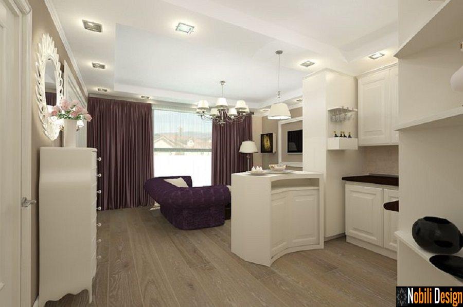 Design interior apartament 2 camere stil clasic Bucuresti - Amenajari Interioare