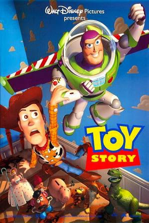 Morgan's Milieu | A List of Great Movies from Disney Pixar: Toy Story - the first in a long line of great movies.