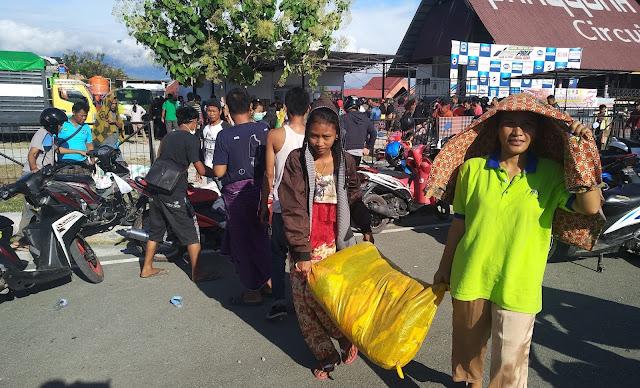 Pasca Gempa dan Tsunami, Warga Palu Kekurangan Air Bersih