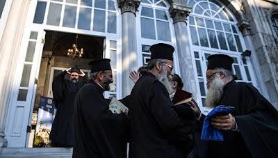 L'Eglise orthodoxe turque porte plainte contre le Patriarche de Constantinople devant la justice dans - ECLAIRAGE - REFLEXION turquie%2Bortho