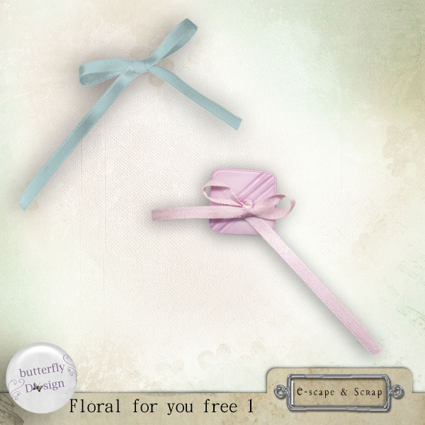 FREEbie: Ribbons from butterflyDsign