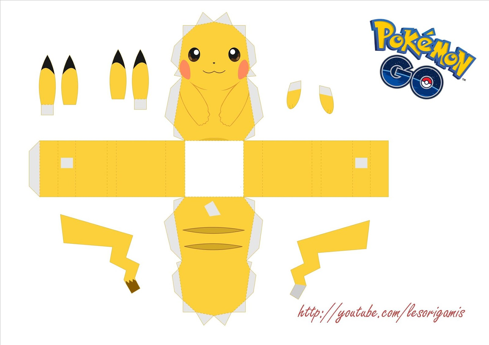 Pokemon Go Capturez Pikachu
